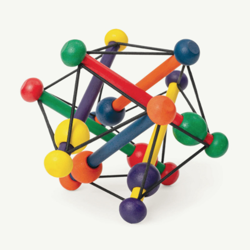 Color Grasping Toy